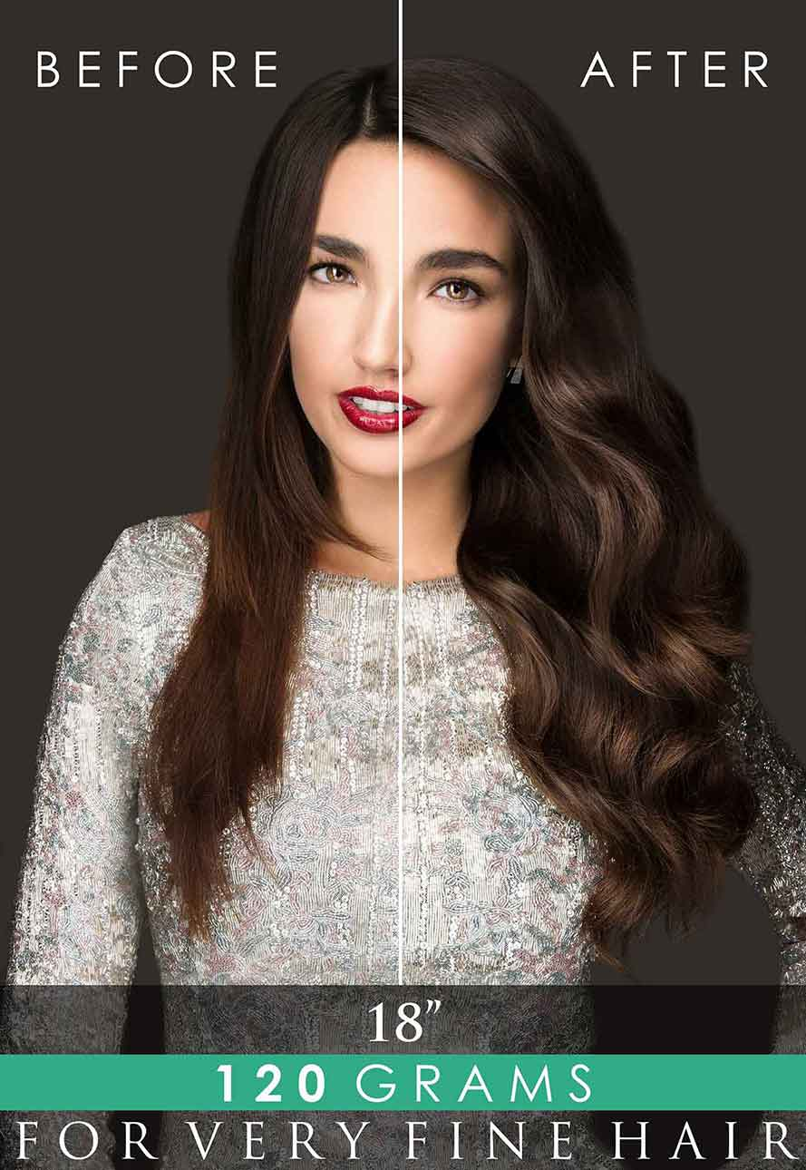 Invisi Collection Hair Extensions Beauty Works