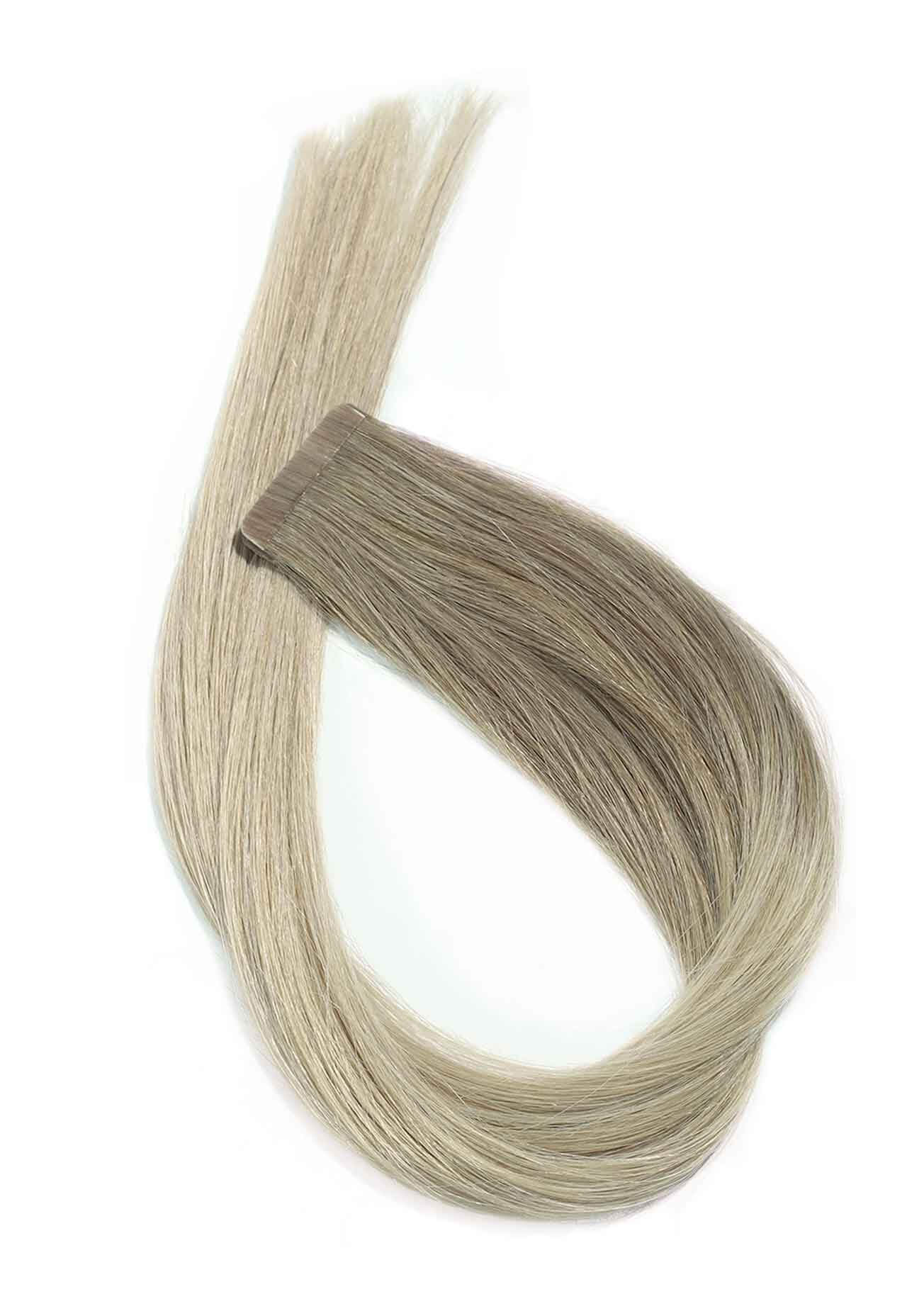 Blonde Tape Extensions | Beauty Works