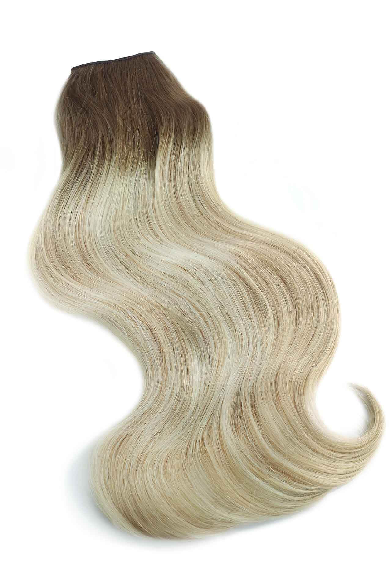 Blonde Weft Extensions | Beauty Works