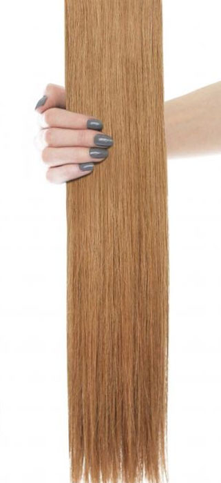 Image of 14 Celebrity Choice® - Weft Hair Extensions -Tanned Blonde 10""
