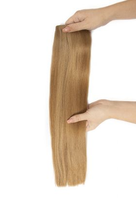 """18"""" Invisi®-Weft - Tanned Blonde 10/14/16"""