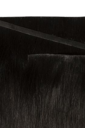 "18"" Invisi®-Weft - Natural Black 1A"