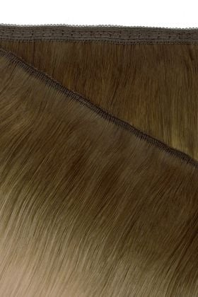 "18"" Gold Double Weft - Arctic Blonde"
