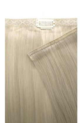 "18"" Double Hair Set Weft - Barley Blonde"
