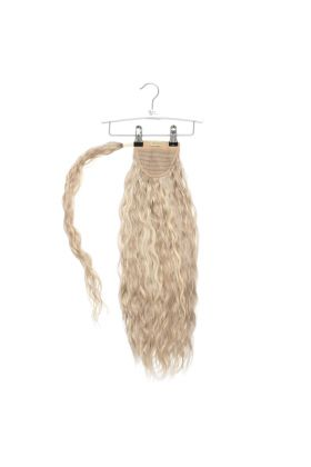 "20"" Invisi®-Ponytail Beach Wave - Barley Blonde"