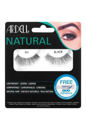 Ardell Natural Lash 117 Black
