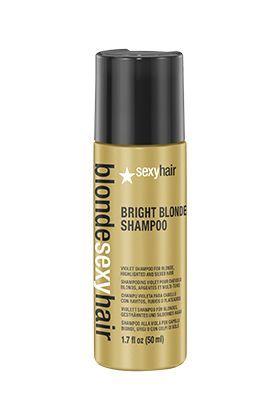 Sexy Hair Blonde Bright Blonde Shampoo 300ml