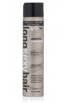 Sexy Hair Long Luxurious Conditioner Detangling Conditioner 300ml