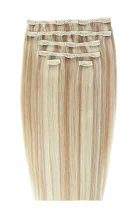 "20"" Double Hair Set - California Blonde 613/16"