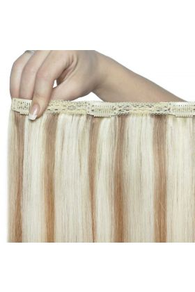 """20"""" Double Hair Set - Champagne Blonde 613/18"""