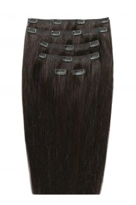 "18"" Double Hair Set - Raven 2"