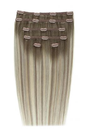 """22"""" Double Hair Set - Scandinavian Blonde"""
