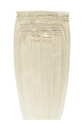 "20"" Double Hair Set - Vintage Blonde 60"