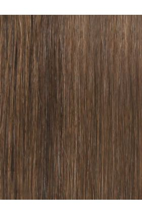 """20"""" Celebrity Choice  - Weft Hair Extensions-  Chocolate 4/6"""