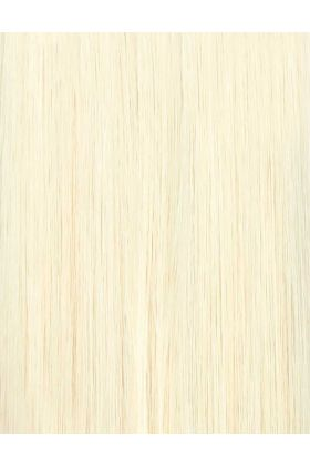 """22"""" Celebrity Choice - Weft Hair Extensions - Vintage Blonde 60"""