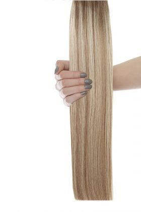 "22"" Gold Double Weft - Sunset Boulevard"
