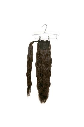 "20"" Invisi®-Ponytail Beach Wave - Ebony"