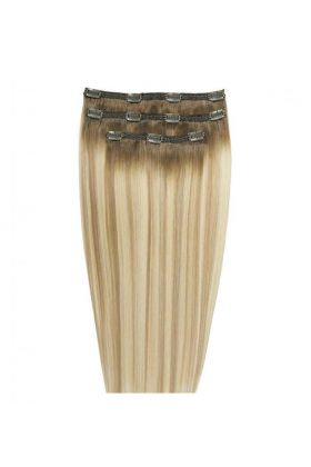 """20"""" Deluxe Remy Instant Clip-In Extensions - Sunset Boulevard"""