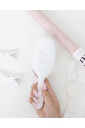 Beauty Works X Molly-Mae Oval Bristle Brush