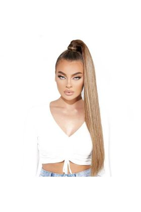 "26"" Super Sleek Invisi®-Ponytail - Ebony"
