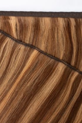 "22"" Gold Double Weft Blondette 4/27"