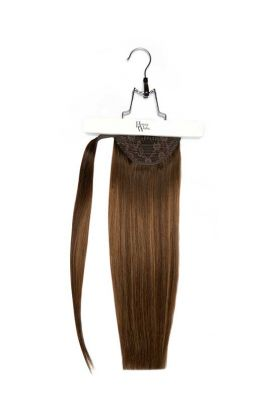 "18"" Super Sleek Invisi®Ponytail -  Brond'mbre"