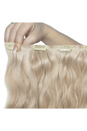 "18"" Beach Wave Double Hair Set - California Blonde"