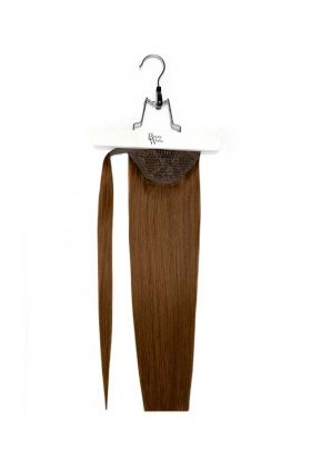 "18"" Super Sleek Invisi®Ponytail -  Caramel"