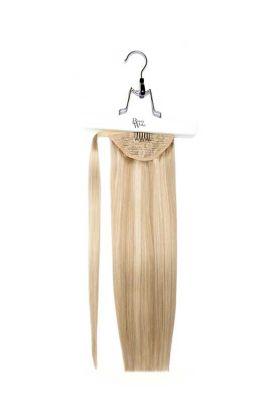 "18"" Super Sleek Invisi®Ponytail -  Champagne Blonde"
