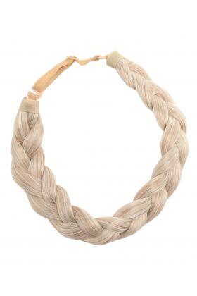 Braided Headband - Rock Chic Blonde 613