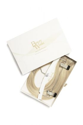 """22"""" Double Hair Set Weft - Champagne Blonde"""