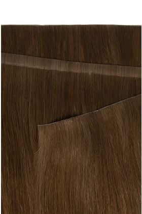 "18"" Invisi®-Weft - Chocolate 4/6"