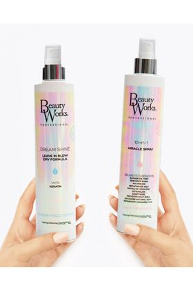 10-in-1 Miracle Spray 250ml and Dream Shine 300ml Bundle
