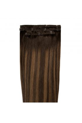 "16"" Deluxe Remy Instant Clip-In Extensions - Dubai"