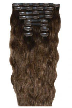 """18"""" Beach Wave Double Hair Set - Dubai"""