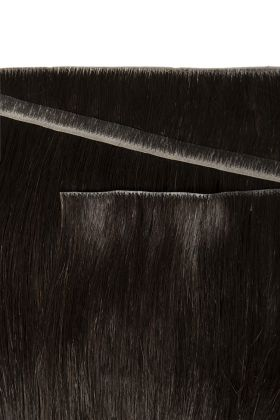 "18"" Invisi®-Weft - Ebony Black 1B"