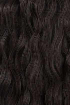 "22"" Beach Wave Double Hair Set - Ebony"