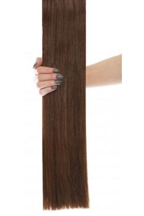 "18"" Gold Double Weft - Hot Toffee 4"