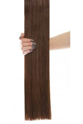 "22"" Gold Double Weft - Hot Toffee 4"