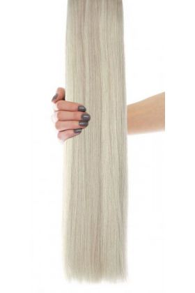 "22"" Gold Double Weft - Iced Blonde 613/18a"