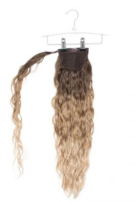"""20"""" Invisi®-Ponytail Beach Wave - High Contrast Warm"""