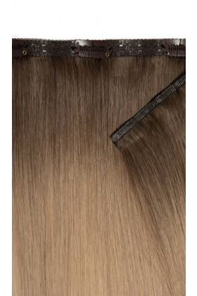 "18"" Double Hair Set Weft - High Contrast Warm"