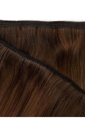 "20"" Gold Double Weft - High Contrast Warm"