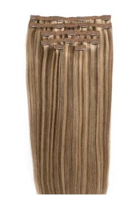 "20"" Double Hair Set - Honey Blonde"