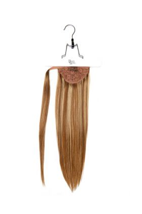 "18"" Super Sleek Invisi®Ponytail -  Honey Blonde"