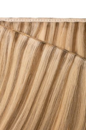 "22"" Gold Double Weft Honey Blonde"