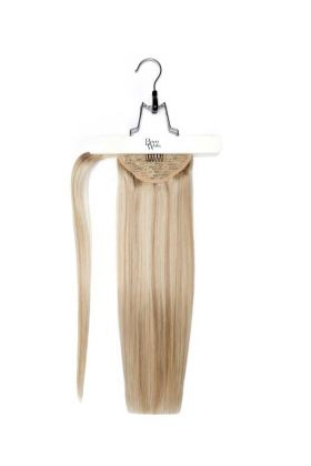 "18"" Super Sleek Invisi®Ponytail -  Iced Blonde"