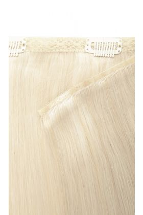 "18"" Double Hair Set Weft - LA Blonde"