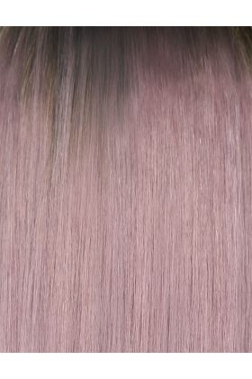 "16"" Celebrity Choice - Weft Hair Extensions - Metallic Mauve"