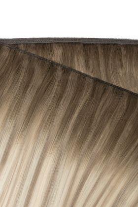 "Beauty Works 20"" Gold Double Weft - Scandinavian Blonde"
